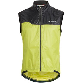 VAUDE Air Pro Vest Men, bright green